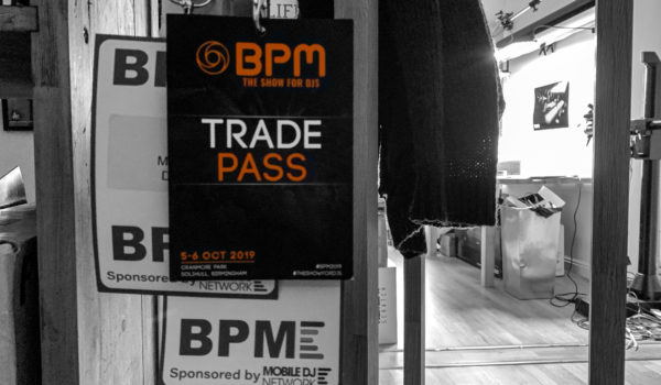 BPM 2019 — or is that 2009? But in a good way.