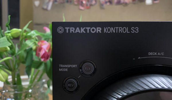 The new Traktor Kontrol S3 — we have it