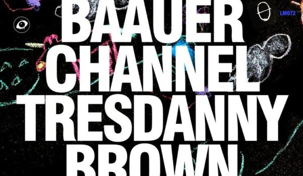 Baauer, Channel Tres & Danny Brown Team Up for Unexpected Collab