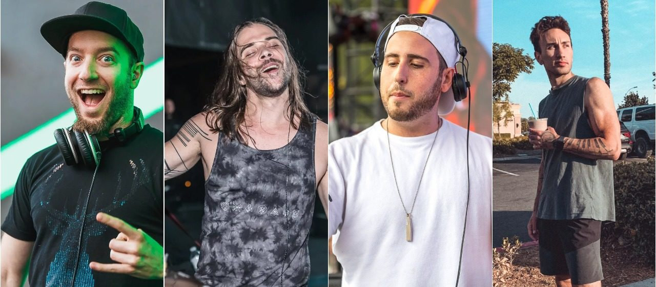 """Seven Lions, Excision, Wooli, & Dylan Matthew Release Acoustic Version Of """"Another Me"""""""