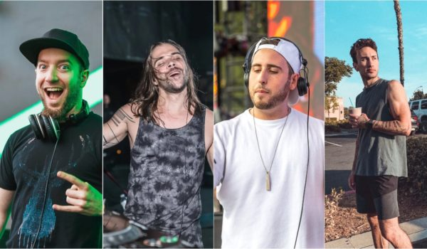 "Seven Lions, Excision, Wooli, & Dylan Matthew Release Acoustic Version Of ""Another Me"""